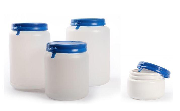 Jars with self-sealing pressure cap - baltalab lv